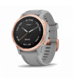 Pulkstenis Garmin Fenix 6S Sapphire Rose Gold with Gray Band