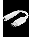 Adapteris Samsung USB-C to 3.5mm Headset Jack Adapter EE-UC10JUWEGWW white
