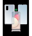 Aksesuāru komplekts Samsung Galaxy A02s A025 360 Protection Set 4Smarts