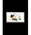 """Samsung 43"""" LS03TA The Frame Smart 4K TV (2020) + TV rāmītis brūnā krāsā dāvanā!"""