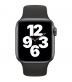 Apple Watch SE 44mm GPS Space Gray Aluminium with Black Sport Band