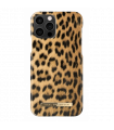 Vāciņš iPhone 12/12 Pro iDeal Fashion Case Wild Leopard